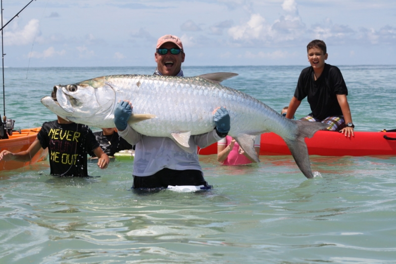 Nice Tarpon Photo