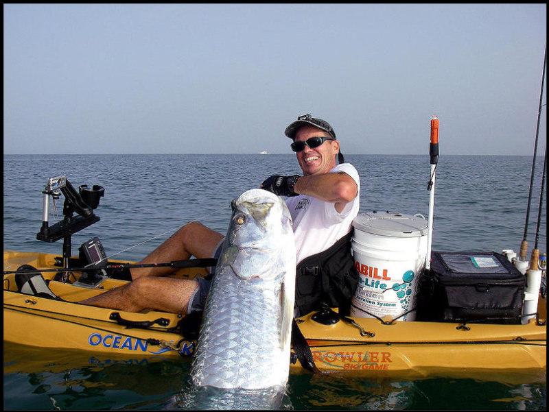 bigpoon 6-28-08 for a big kayak